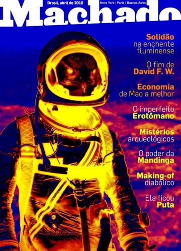 Capa Revista Machado Zero